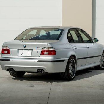 5 Series – M5 Style Rear Bumper