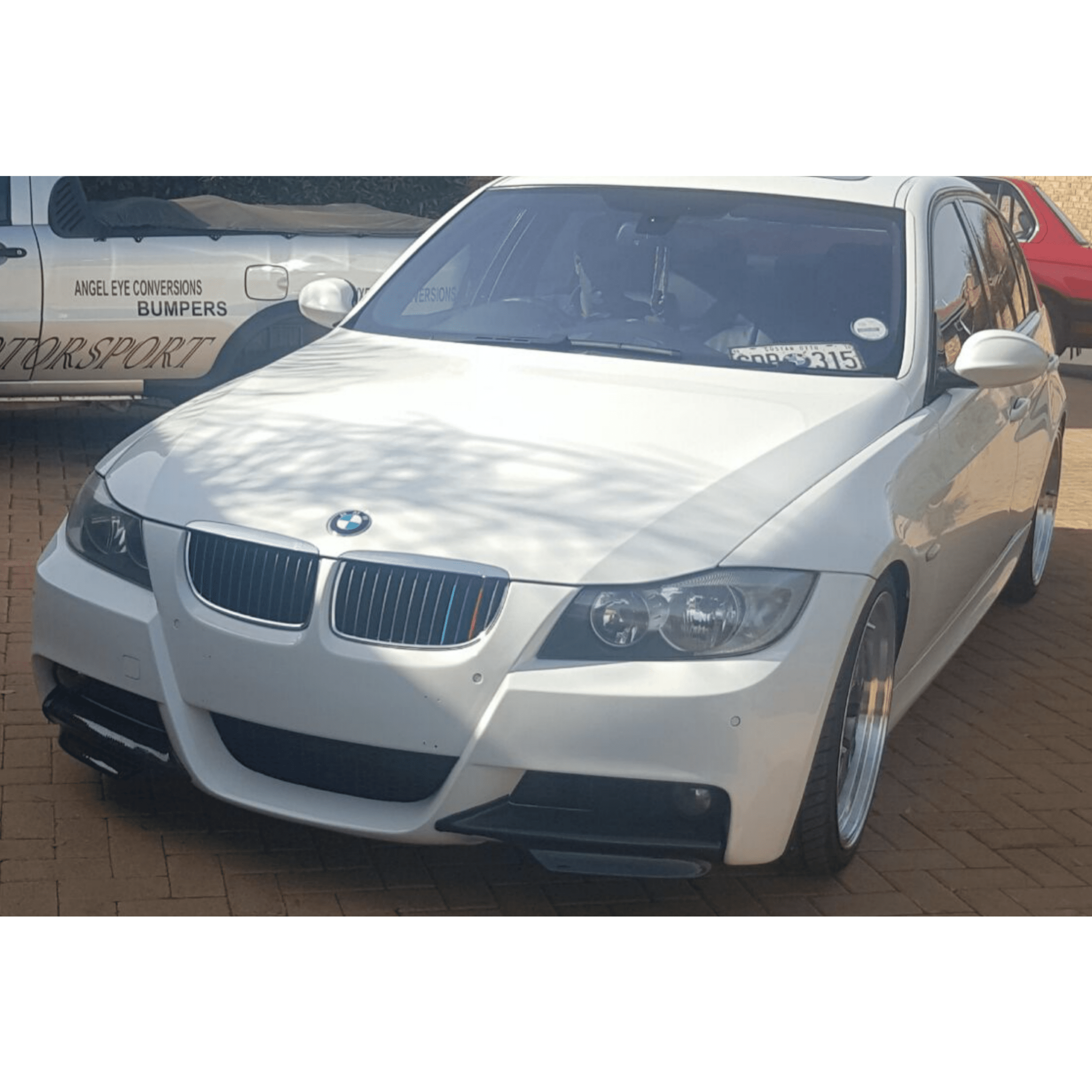 3 Series – Front Splitters CF/ABS