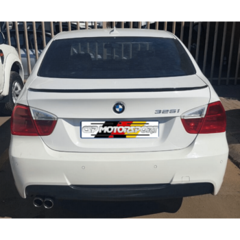 3 Series – Slim Boot Spoiler GB