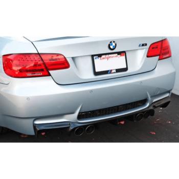 M3 – V Style Rear Diffuser CF