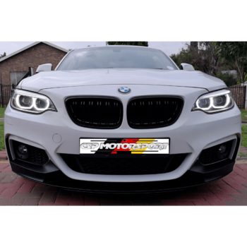 2 Series – M Performance Front Lip CF/ABS