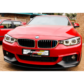 4 Series – M Performance Front Lip ABS/GB/CF