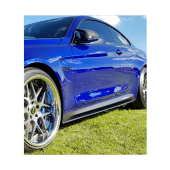 M4 – Side Skirt Extensions CF