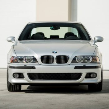 5 Series – M5 Style Front Bumper