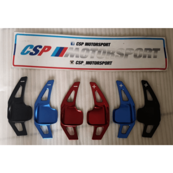 Paddle Shift Extensions (SIL,BLK,RED)