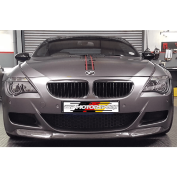 M6 – V Style Front Lip CF