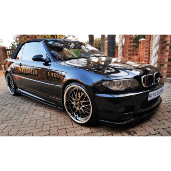3 Series – Maxton Design Side Skirt Extentions