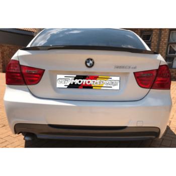 3 Series LCI – M Performance Boot Spoiler CF