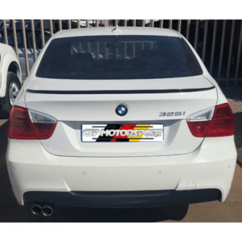 3 Series LCI – Slim Boot Spoiler GB
