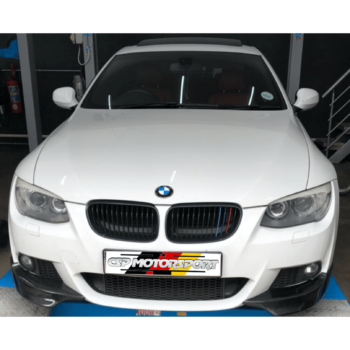 3 Series – Front Splitters CF