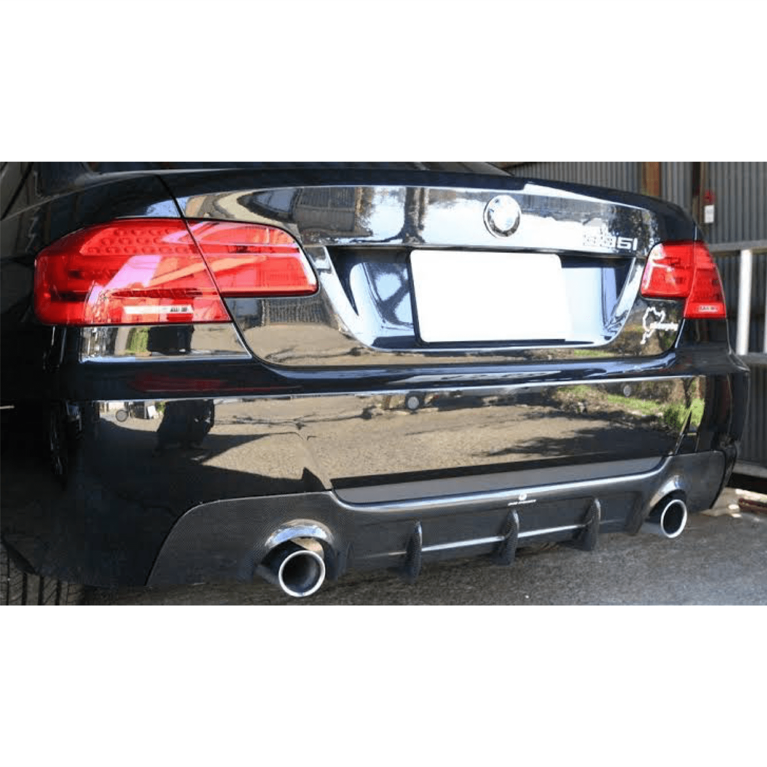 3 Series  – M Performance 335i Diffuser CF