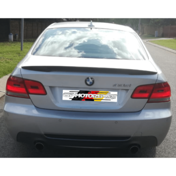 3 Series – M Performance Boot Spoiler CF