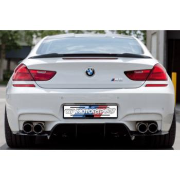 M6 – V Style Rear Diffuser CF