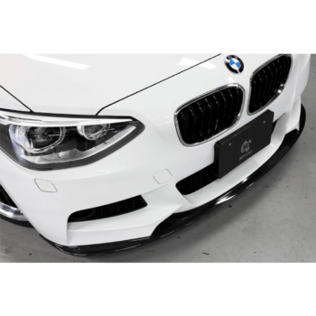 1 Series – 3D Style Front Lip CF