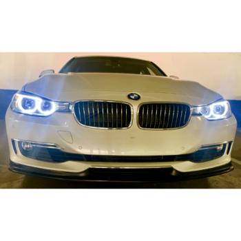 3 Series – Non M Sport Front Lip (Pre LCI) ABS