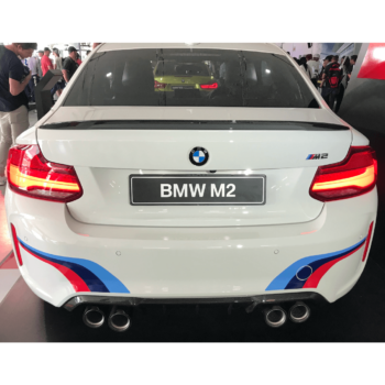 M2 & M2 Competetion – M Performance Boot Spoiler CF