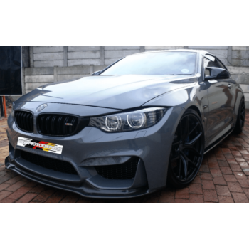 M3 & M4 – V Style Front Lip CF