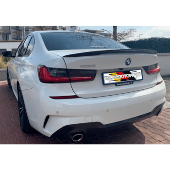 M Performance Boot Spoiler CF
