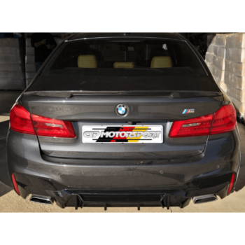 M Performance Boot Spoiler CF/GB