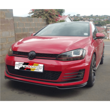 GTI/R Slim Front Lip GB