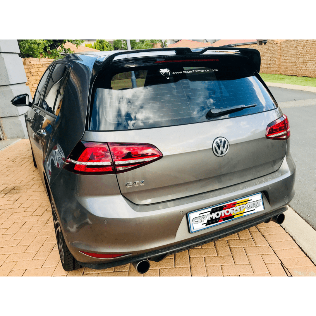 GTI/R O Style Roof Spoiler GB/CF