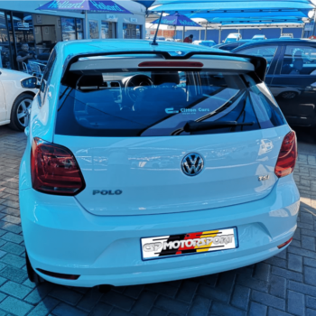 O Style Roof Spoiler GB