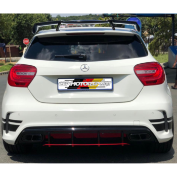 A-Class/A45 – Rear Diffuser GB (With Tips)