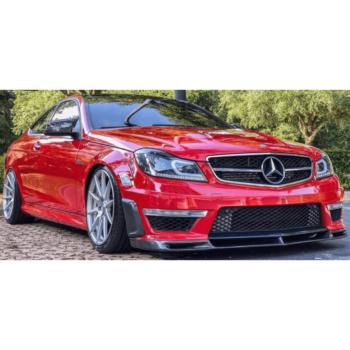 C63 Facelift – V Style Front Lip CF