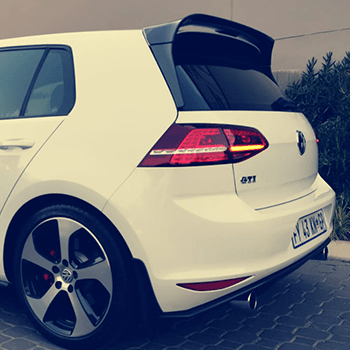 Clubsport Wing Gloss Black